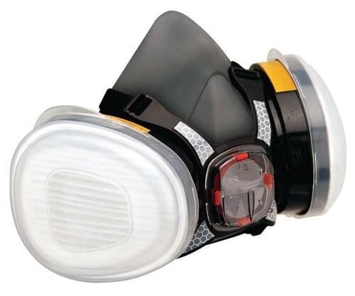 JSP Force 8 Half-Mask Respirator (Mask only)