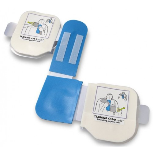 ZOLL AED Plus® Replacement CPR-D-padz® Demo Pads (Pair)
