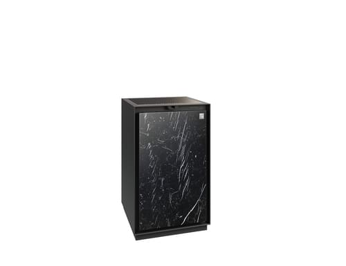 Phoenix Palladium LS8001EFN Luxury Fire Safe Size 1 Black Marble Door with Touch Panel Keypad & Fingerprint Lock