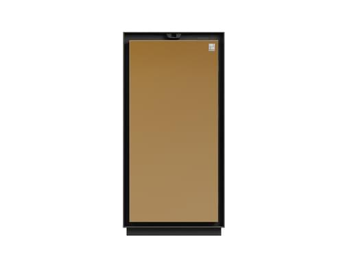 Phoenix Palladium LS8002EFG Luxury Fire Safe Size 1 Gold Metal Door with Touch Panel Keypad & Fingerprint Lock