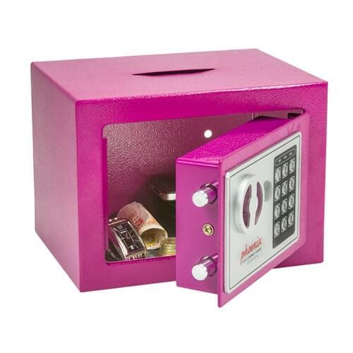 Phoenix Compact Electronic Deposit Pink Safe [SS0721EPD]