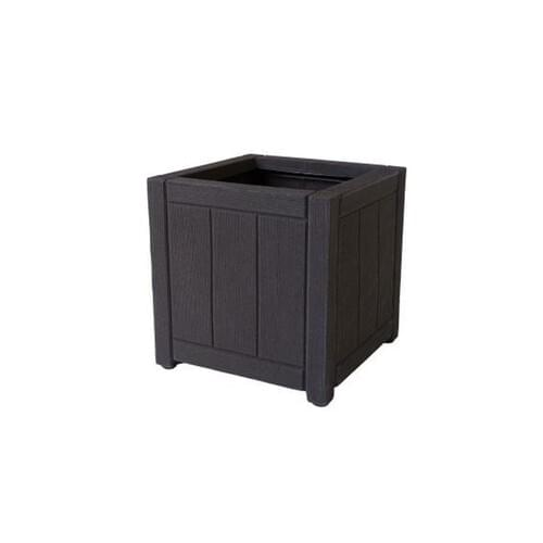 Oakwood Large 40cm Square Planter