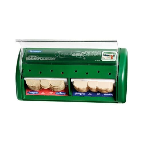 Salvequick Plaster Dispenser 80 Plasters
