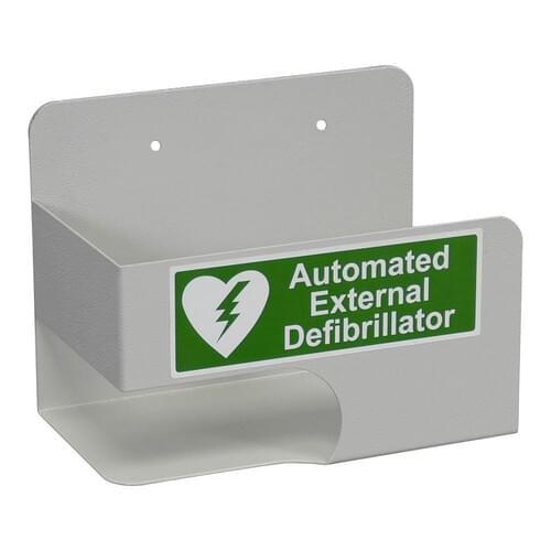 Universal AED Defibrillator Wall Bracket