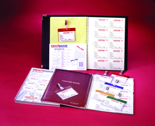 Visitor Book Refill 300 Inserts (Pack of 300)