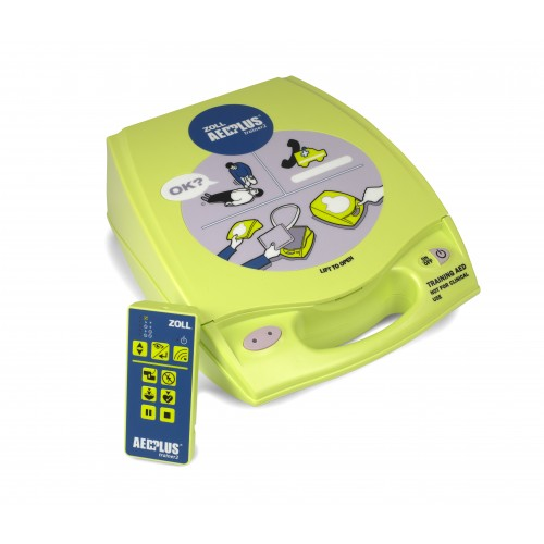 ZOLL AED Plus® Trainer II [Fully-Automatic Lay Rescuer]