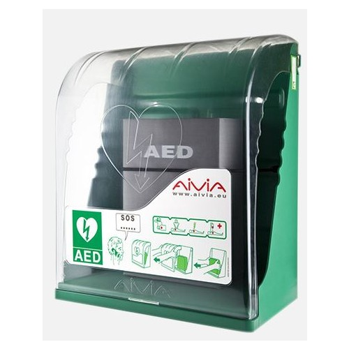 Aivia S Indoor Basic Standard AED Wall Cabinet