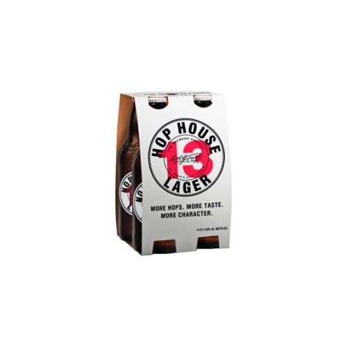 Hop House 13 Lager 330ml (Case of 24)