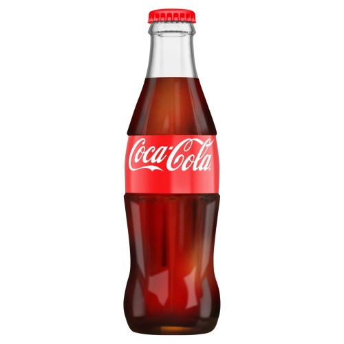 Coca Cola Non Returnable Bottle 200ml [Pack of 24]