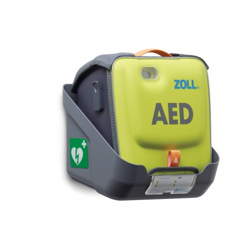 ZOLL AED 3® Carry Case Wall Mount Bracket [Defibrillator not included]