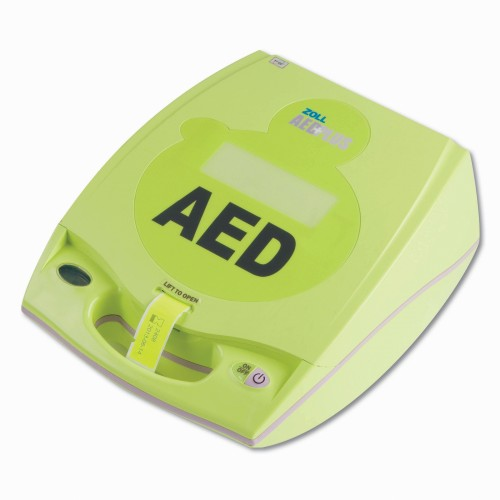 ZOLL AED Plus® Fully-Automatic Defibrillator