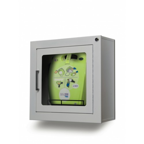 ZOLL AED Plus® Standard Wall Cabinet