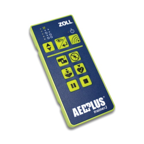 ZOLL AED Plus® Trainer II Wireless Remote Control