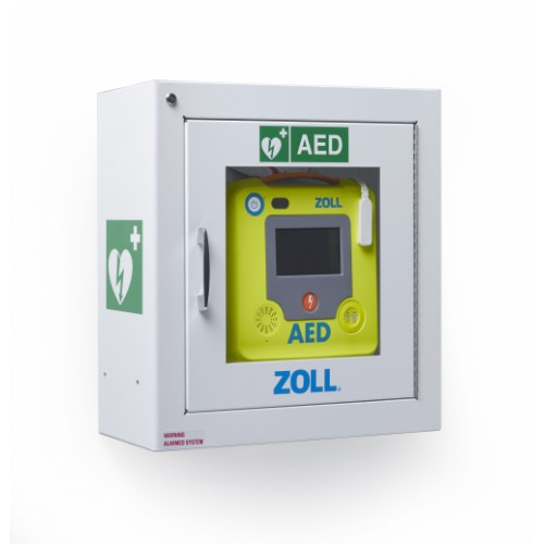 ZOLL AED 3® Standard Surface Wall Cabinet [Defibrillator not included]