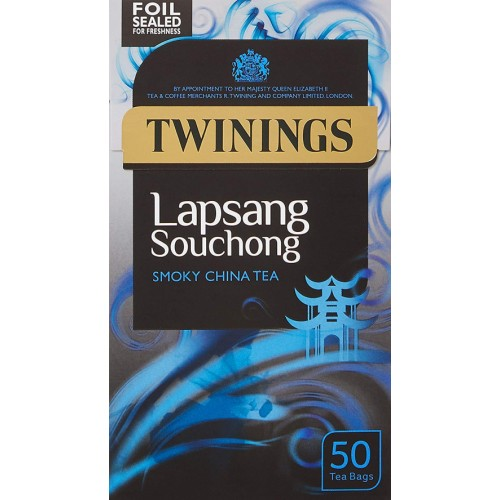 Twinings Lapsang Souchong Tea Bags [Pack of 50]