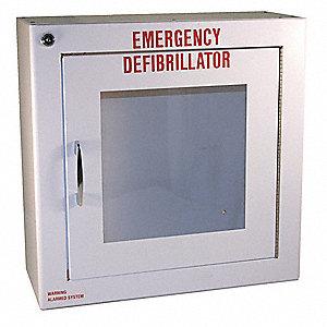Defibrillator Storage