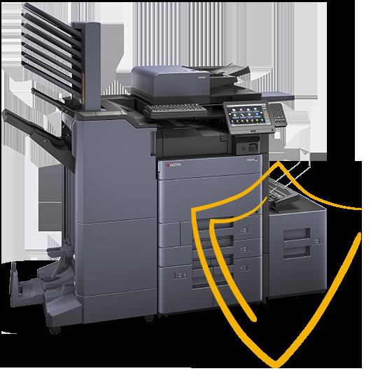 image of kyocera taskalfa 2553 printer