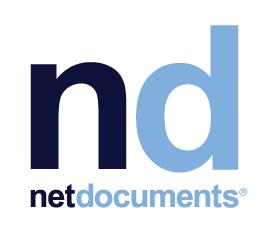 netdocuments cloud storage