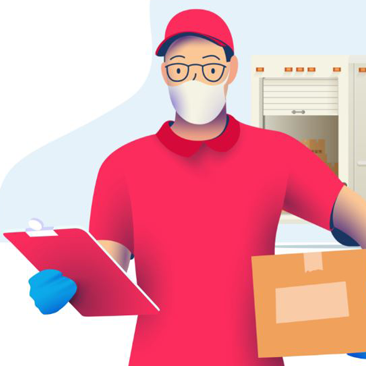 delivery updates