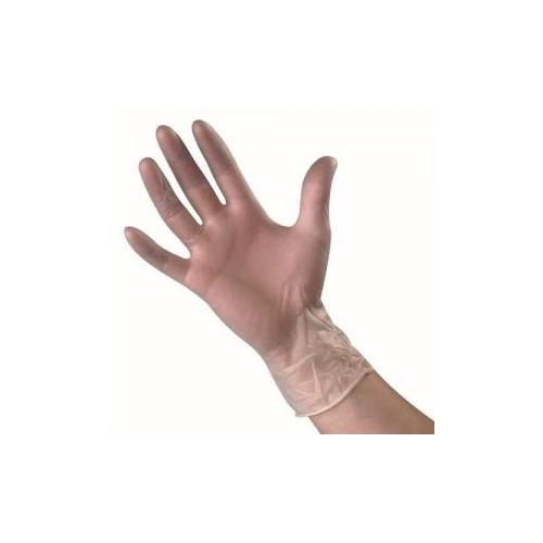 Vinyl Gloves Powder Free Box of 100 gloves Size Medium