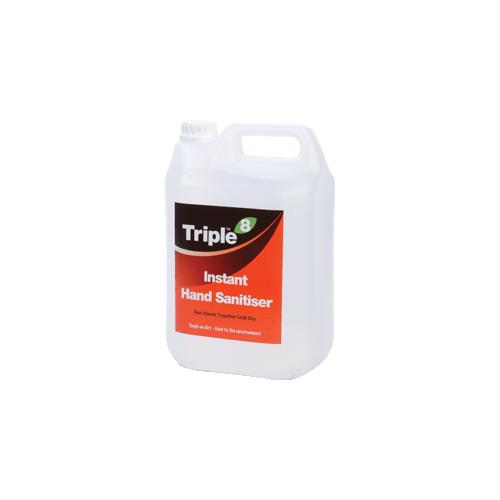 Hand Sanitiser Liquid 5L