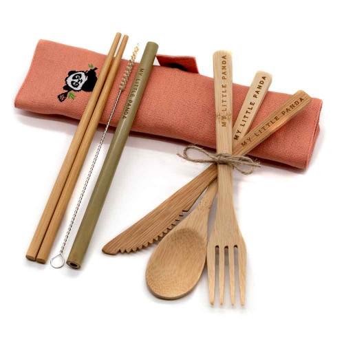 Bamboo travel set Fairy Tale