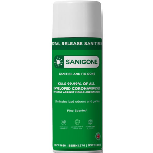 1-Click Total Release Room Sanitiser (Single Bottle)