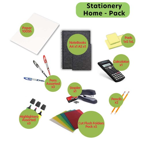 Homeworkers Stationery Pack