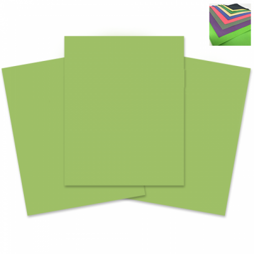 School Scrapbook 315x230mm 32 Assorted Coloured Pages [Pack 25]