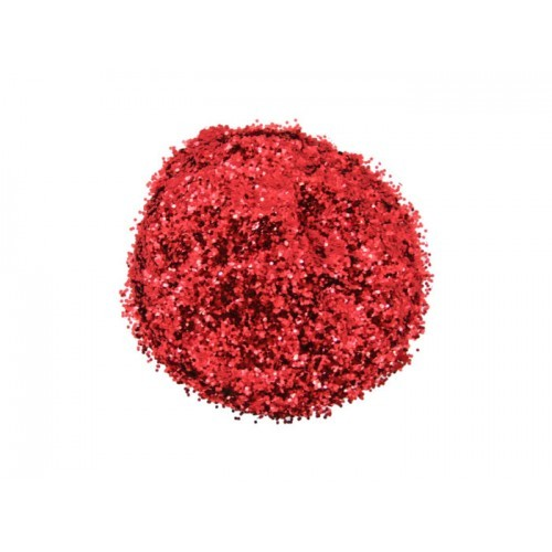 School Glitter Red 450g [Pack 1]