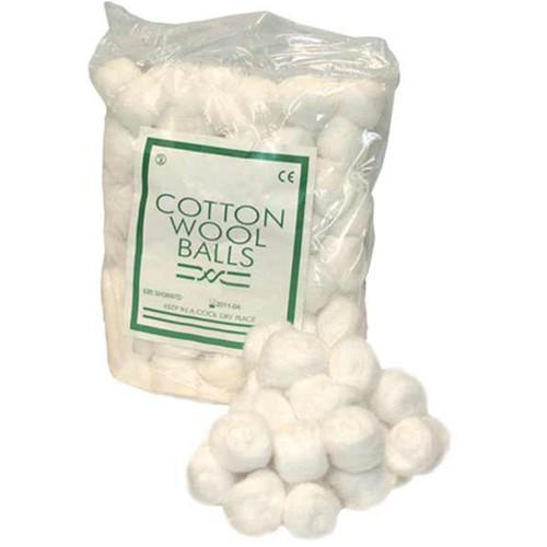 School Cotton Wool Balls [Pack 200]