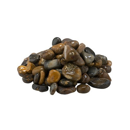 School River Pebbles Assorted 25kg [Pack 1]