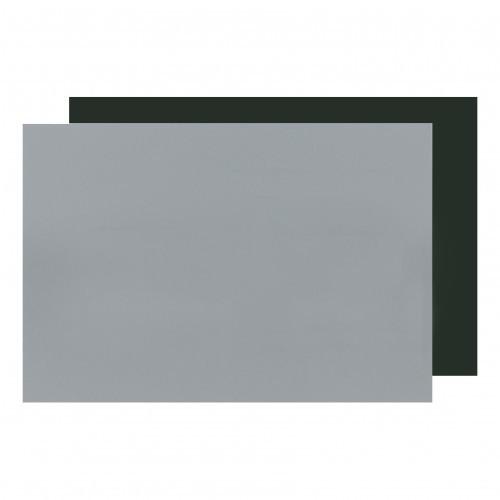 School Foam Mounting Display Board A1 594x840mm Black/Grey 5mm Thickness [Pack 10]