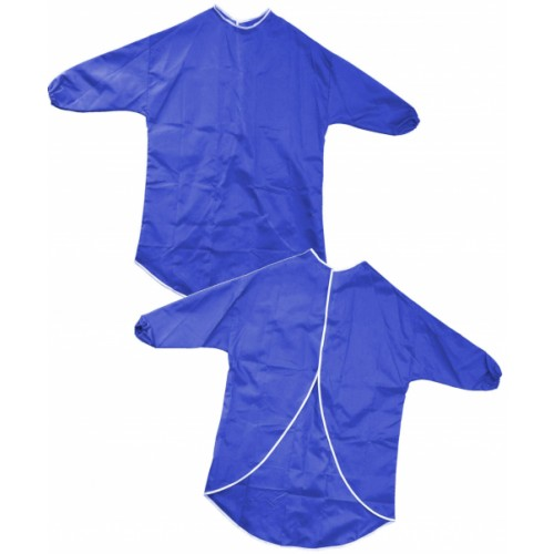 School Apron Wipe Clean Waterproof 600mm 3-4 Years [Pack 1]