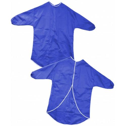 School Apron Wipe Clean Waterproof 750mm 7-8 Years [Pack 1]