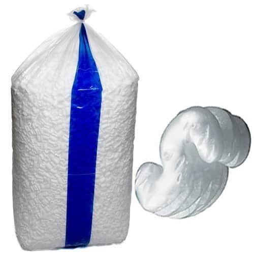 School Polystyrene Chips 0.42 Cubic Metres [Pack 1]