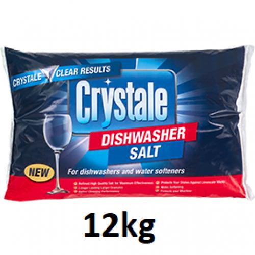 School Dishwasher Salt and Water Softener 12kg [Pack 1]