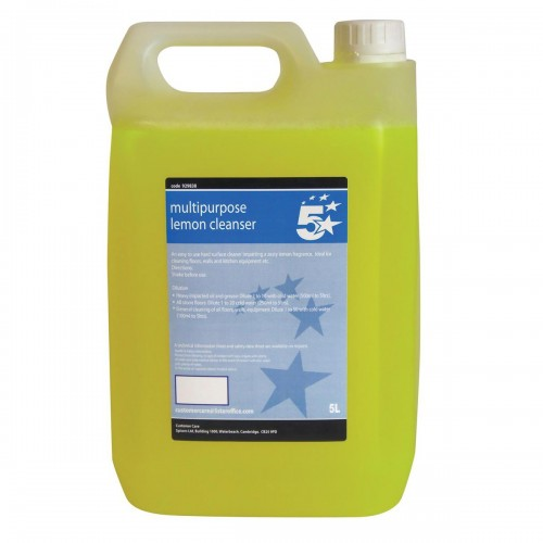 School Multi-Purpose Surface Cleaner 5 Litre [Pack 1]