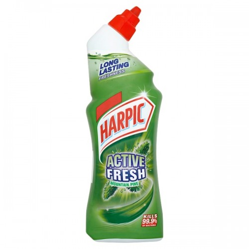 School Toilet Cleaner & Descaler 750ml - Harpic [Pack 12]