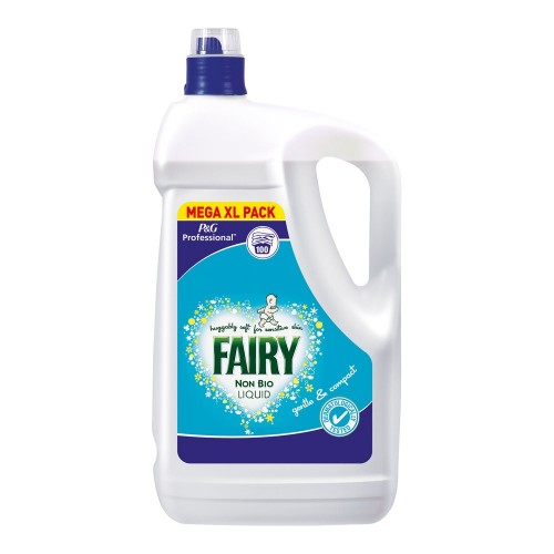 School Washing Detergent Non Bio 100 Washes - Fairy [Pack 1]