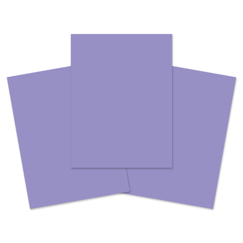 School Exercise Book A4+ 40 Pages 8mm Ruled Purple [Pack 100]