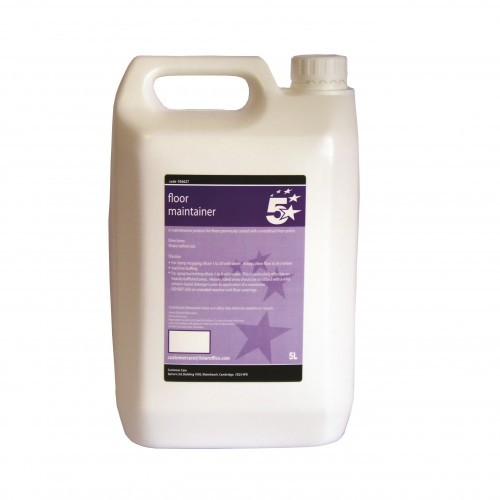 School Floor Maintainer 5 Litre [Pack 1]