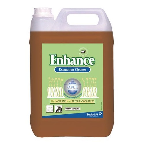 School Extraction Carpet Cleaner 5 Litre - Enhance [Pack 1]