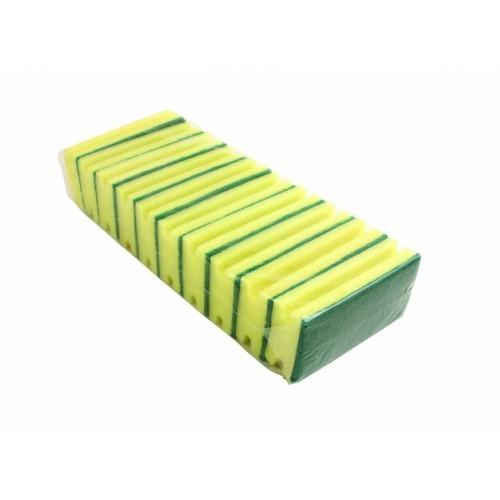 School Sponge Scourer [Pack 10]