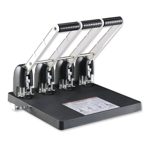 School Four-hole Punch Heavy Duty 150 Sheets [Pack 1]
