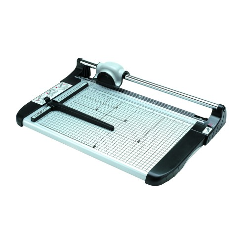 School Paper Trimmer Heavy Duty A4 360mm [Pack 1]