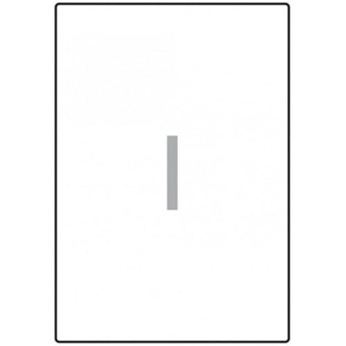School Multipurpose Labels 1 per Sheet 199.6x289.1mm White [100 Labels]