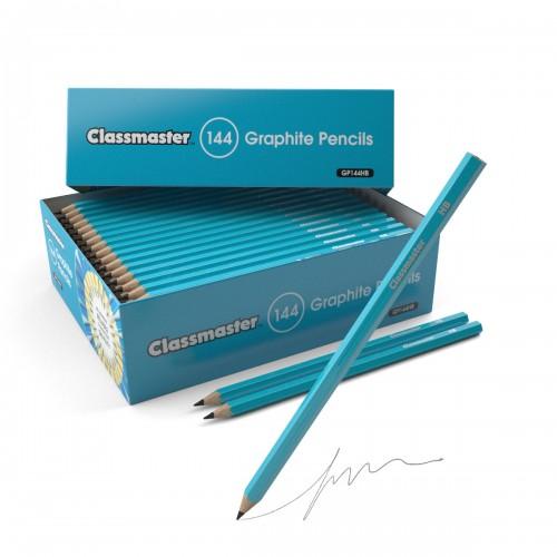 School Pencils HB [Pack 144]