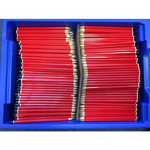 School Pencils HB Premium Dipped End [Pack 1440]