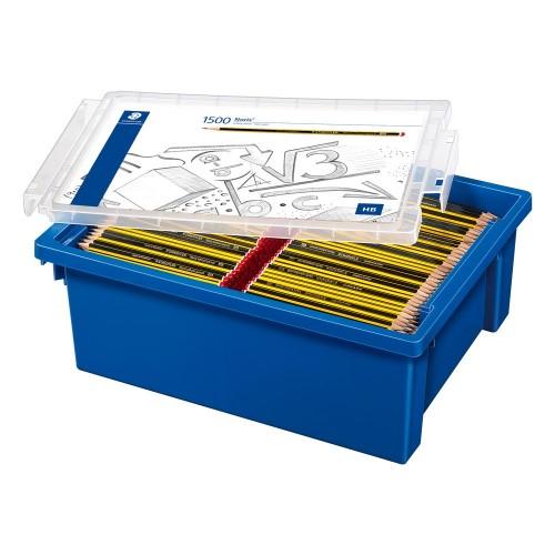 School Pencils HB Staedtler Noris [Pack 1500]
